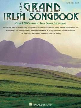 The grand Irish songbook cover image