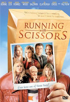 Running with scissors cover image
