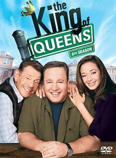 The king of Queens. Season 6 cover image