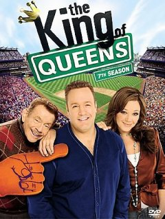 The king of Queens. Season 7 cover image