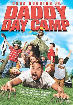 Daddy day camp cover image