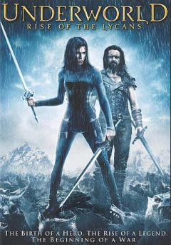 Underworld. Rise of the Lycans cover image