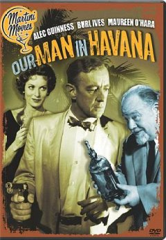 Our man in Havana cover image
