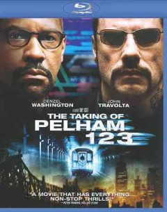 The taking of Pelham 1 2 3 cover image