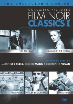 Columbia Pictures film noir classics. I cover image