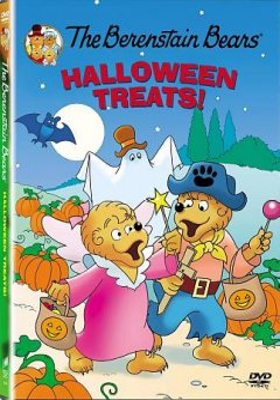 The Berenstain Bears. Halloween treats cover image
