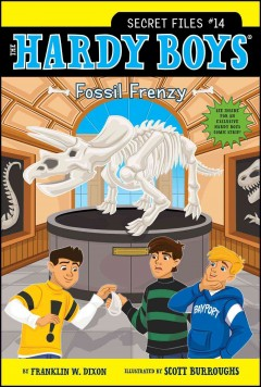 Fossil frenzy cover image