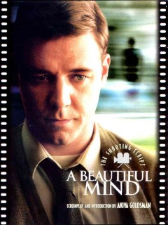 A beautiful mind : the shooting script cover image