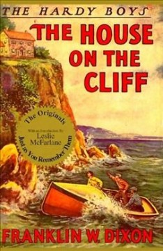 The house on the cliff cover image