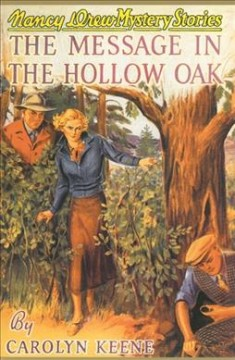 The message in the hollow oak cover image