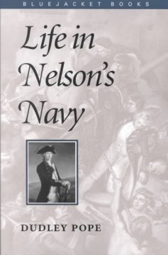 Life in Nelson's Navy cover image