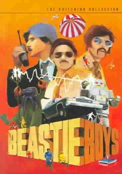 Beastie Boys video anthology cover image