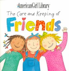 The care and keeping of friends cover image