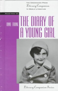 Readings on the Diary of a young girl cover image