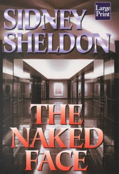 The naked face cover image