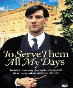 To serve them all my days cover image