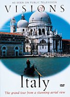 Visions of Italy the grand tour from a stunning aerial view cover image