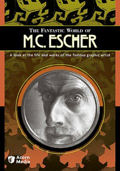 The fantastic world of M.C. Escher a look at the life and works of the famous graphic artist cover image