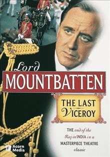 Lord Mountbatten. The last viceroy cover image