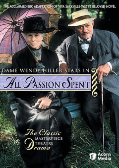 All passion spent cover image
