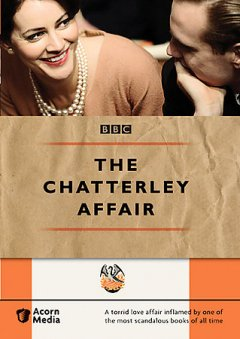 The Chatterley affair cover image