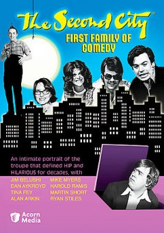 The second city. First family of comedy cover image