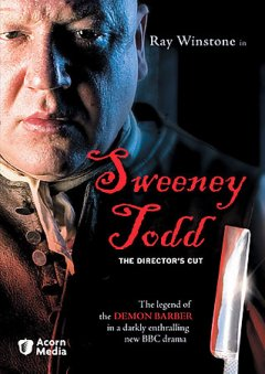 Sweeney Todd cover image