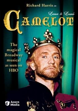 Lerner & Loewe's Camelot cover image