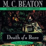 Death of a bore cover image