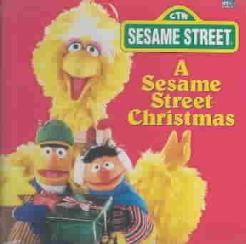 A Sesame Street Christmas cover image