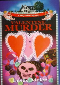 Valentine murder : a Lucy Stone mystery cover image