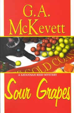 Sour grapes cover image
