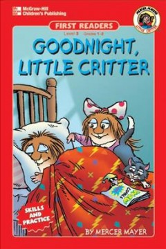 Goodnight, Little Critter cover image