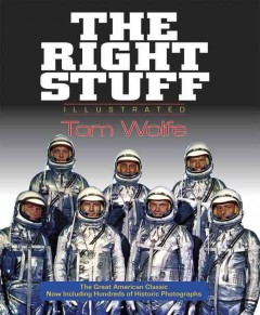 The right stuff : illustrated cover image