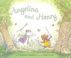 Angelina and Henry cover image
