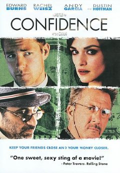 Confidence cover image