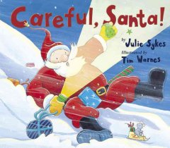 Careful, Santa! cover image