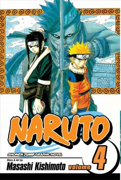 Naruto. 4,   The next level cover image