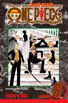 One piece. 6, The oath cover image