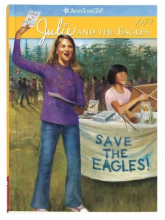 Julie and the eagles cover image