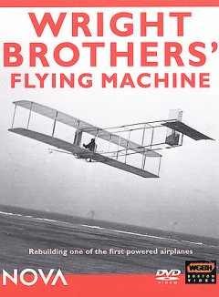 Wright brothers' flying machine cover image