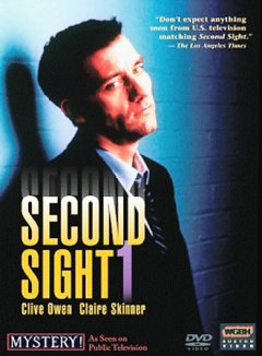 Second sight 1 cover image