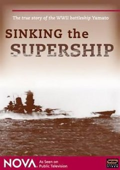 Sinking the supership cover image