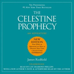 The celestine prophecy an adventure cover image