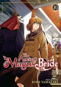 The ancient magus' bride. 10 cover image