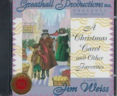 A Christmas carol and other favorites cover image
