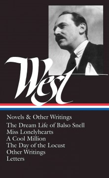 Novels and other writings cover image