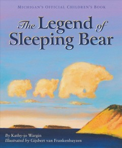 The legend of sleeping bear cover image