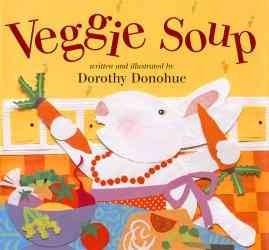 Veggie soup cover image