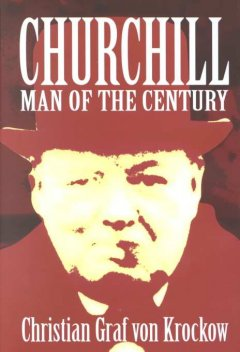 Churchill : man of the century cover image